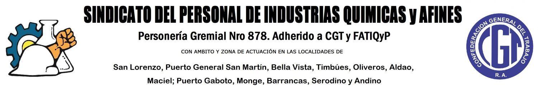 Sindicato del Personal de Industrias Químicas y Afines de San Lorenzo
